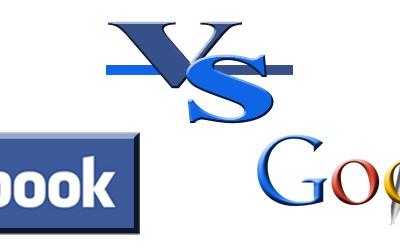 Facebook erklærer krig mod Google